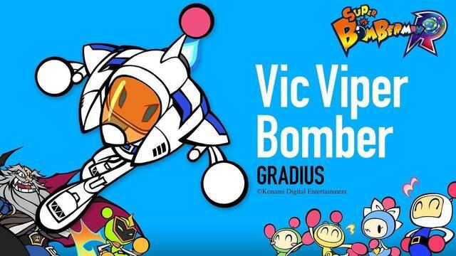 Así serán los nuevos personajes de Super Bomberman R