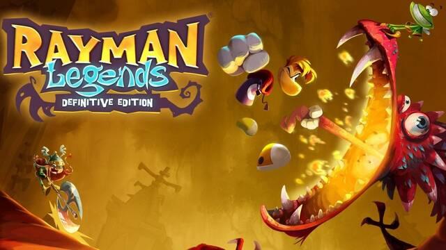 Rayman Legends: Definitive Edition aterriza hoy en Switch