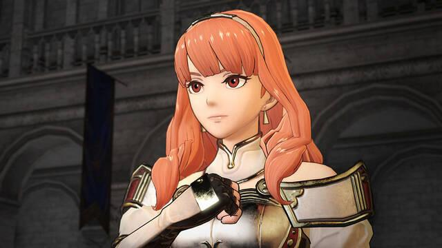 Fire Emblem Warriors carece de opción para audio dual