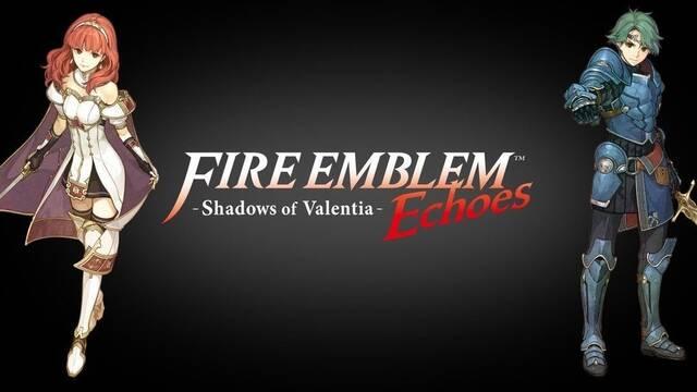 Los amiibo de Fire Emblem Echoes desbloquean una mazmorra