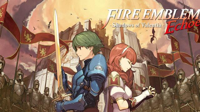 Ya está disponible el segundo DLC de Fire Emblem Echoes: Shadows of Valentia