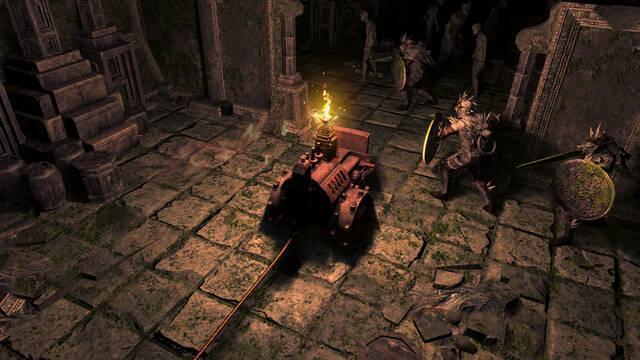 La expansión 'Delve Due' de Path of Exile llegará el 31 de agosto en PC