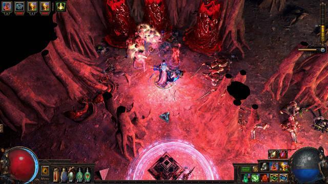 Path of Exile retrasa su lanzamiento en PS4 a febrero