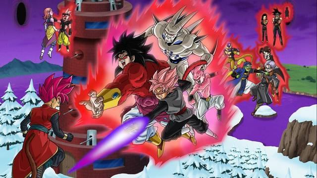 Dragon Ball Heroes: Ultimate Mission X se muestra en un nuevo tráiler