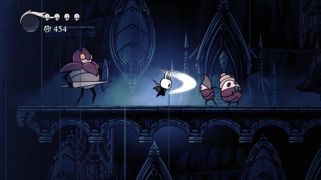 Todas las Artes del aguijón en Hollow Knight y cómo conseguirlas