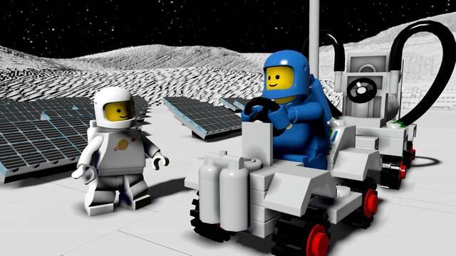 LEGO Worlds anuncia un nuevo DLC basado en 'Classic Space'