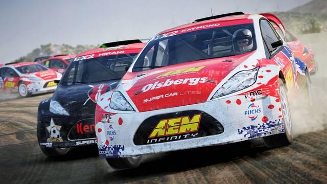 DiRT 4 muestra su pasión por el Rallycross en vídeo e imágenes