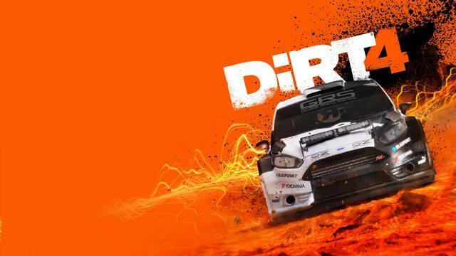 Anunciado DiRT 4 para PS4, Xbox One y PC