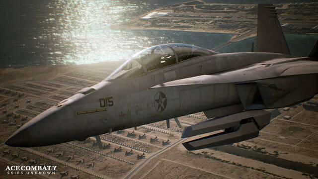 Ace Combat 7 presenta su tráiler con motivo del E3