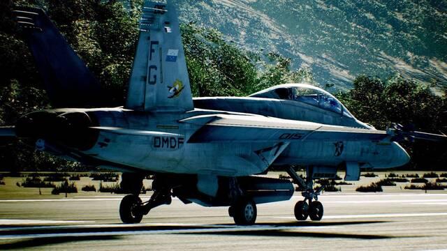 Ace Combat 7 muestra el F-15C en acción