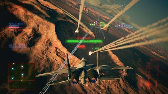 Cómo conseguir Ace Combat 5 y 6 en Ace Combat 7: Skies Unknown