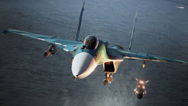 Se muestra la jugabilidad de Ace Combat 7: Skies Unknown en Gamescom 2018