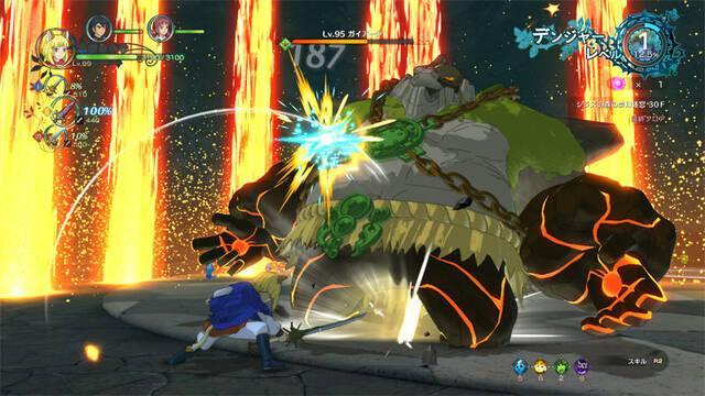 Ni no Kuni II se actualiza con modos de mayor dificultad