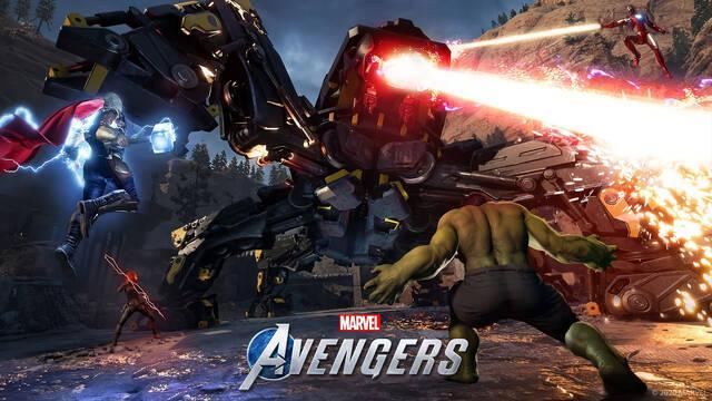La beta de Marvel's Avengers recibe un nuevo parche.