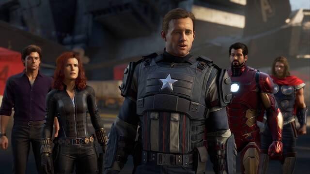 Marvel's Avengers mostrará su jugabilidad el 19 de julio