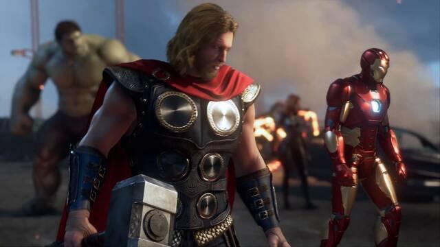 Marvel's Avengers: Sus creadores quieren mantener a los usuarios 'enganchados' al juego