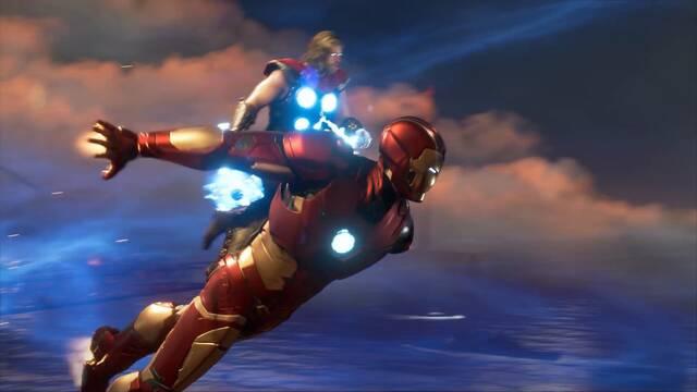 Marvel's Avengers: Se confirma que no tendrá cooperativo local
