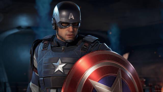 Marvel's Avengers Capitán América
