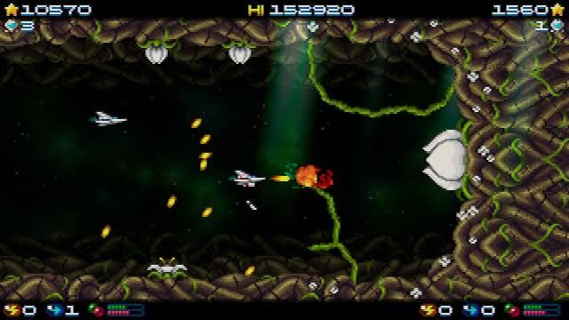 El shooter Super Hydorah se lanzará en Xbox One y PC el 20 de septiembre