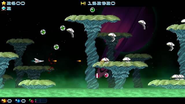 Super Hydorah ya está disponible en Xbox One y PC