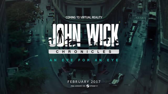 Ya disponible John Wick Chronicles para la realidad virtual