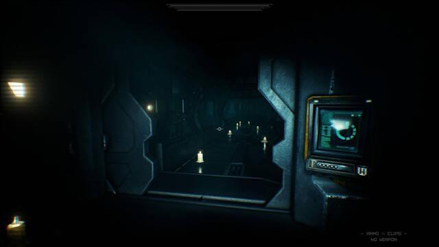 El terror espacial de Hollow llega a Switch el 22 de febrero