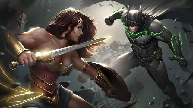 Así es la versión para dispositivos iOS y Android de Injustice 2