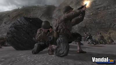Nuevas imágenes de Call of Duty 2