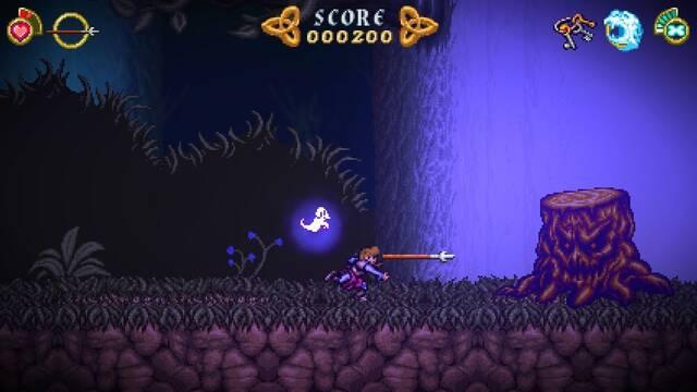 Battle Princess Madelyn muestra su jugabilidad y nuevas imágenes