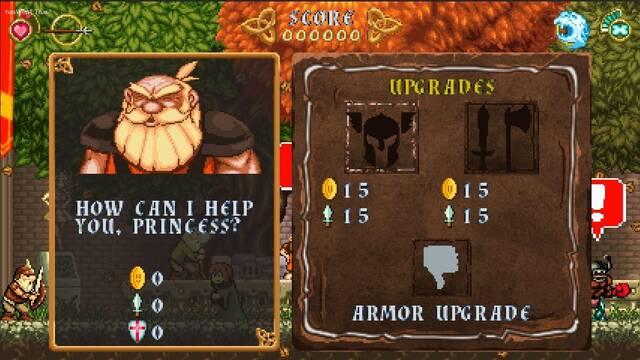 Nuevas imágenes y vídeo de Battle Princess Madelyn