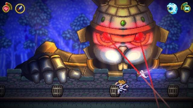 Presentado el modo arcade de Battle Princess Madelyn
