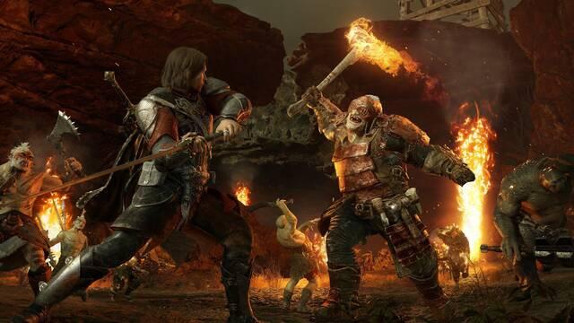 Sombras de Guerra recibe contenido gratuito y el DLC La Tribu de la Muerte
