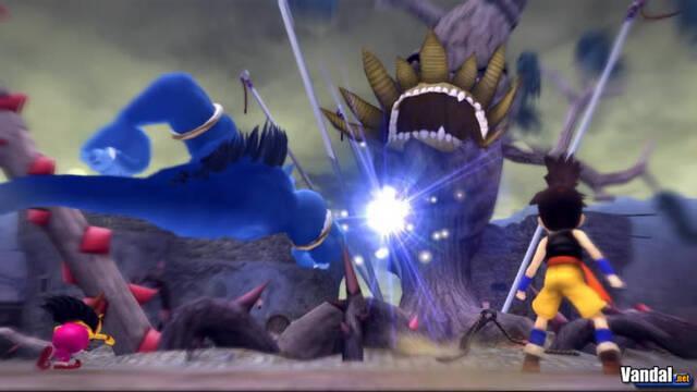 Nuevas imágenes y vídeo de Blue Dragon