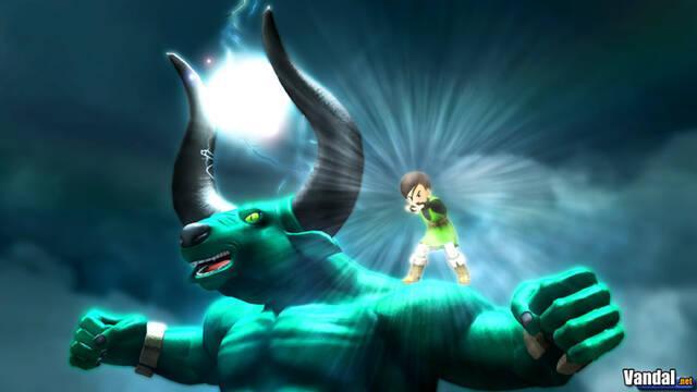 E3: Nuevas imágenes de Blue Dragon