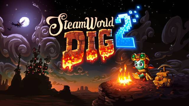 SteamWorld Dig 2 se anuncia para Nintendo Switch