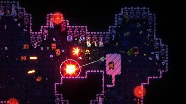 Enter the Gungeon gratis en Epic Games Store; próximamente Rebel Galaxy