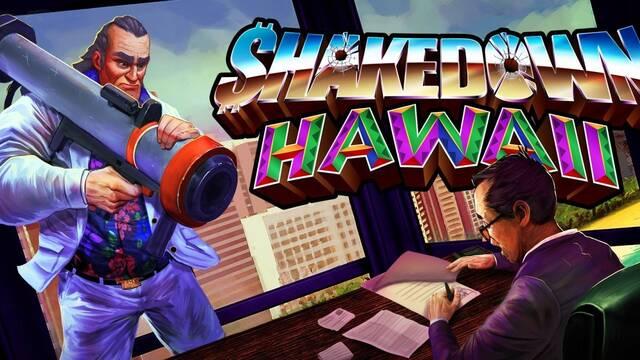 Detallada la primera actualización que recibirá Shakedown: Hawaii