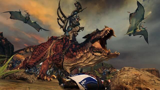 Total War: Warhammer II presenta su jugabilidad en el E3