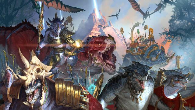 Total War: Warhammer II confirma su salida en PC para el 28 de septiembre