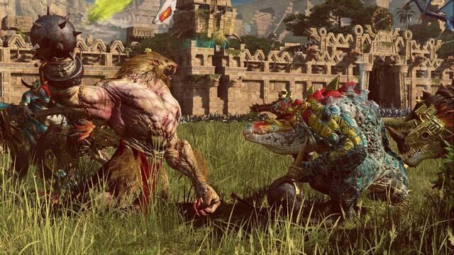 La campaña combinada de Total War: Warhammer I y II llegará el 26 de octubre