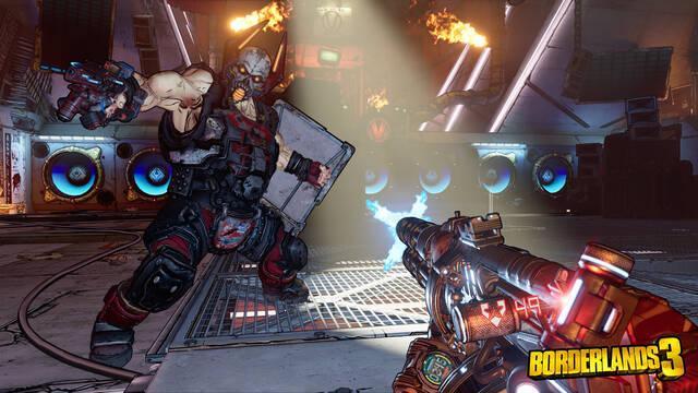 Gearbox explica los beneficios de llevar Borderlands 3 a Epic Games Store