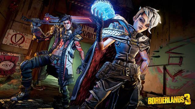 Borderlands 3 Epic Games Acuerdo