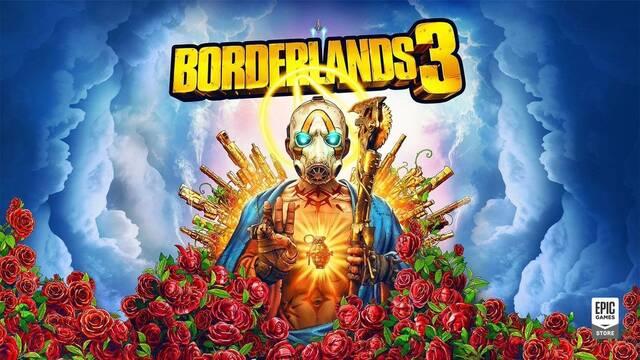 Borderlands 3 volverá próximamente a la Epic Games Store