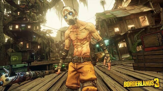 Borderlands 3 tiene en PC el doble de jugadores que Borderlands 2 en su lanzamiento