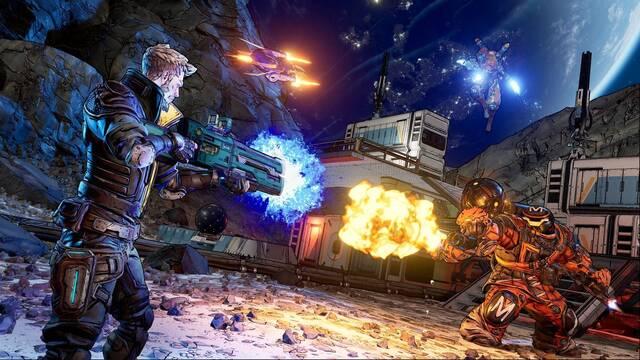Gearbox anuncia que Borderlands 3 ya está terminado