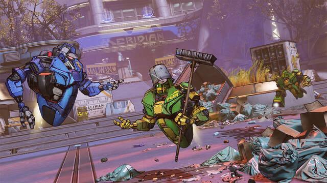Borderlands 3 comparativa PS5 Xbox Series X/S