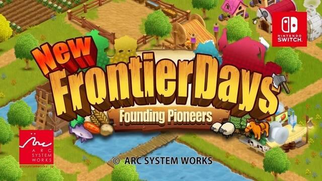 Arc System Works imagina New Frontier Days: Founding Pioneers en la realidad