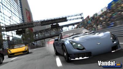 Nuevas imágenes de Project Gotham Racing 3