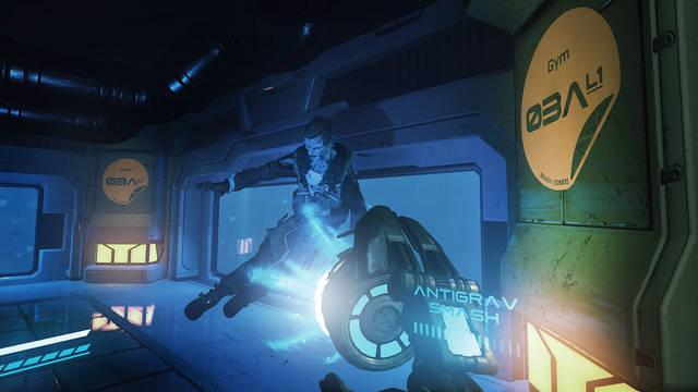 Así se juega con The Persistence para PlayStation VR