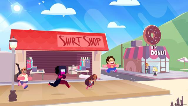 Cartoon Network Games anuncia Steven Universe: Save the Ligth